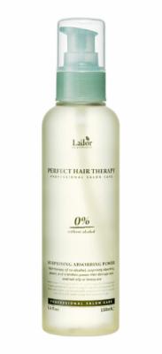 Бальзам несмываемый для волос с термозащитой LA'DOR Perfect hair therapy 160 мл: фото