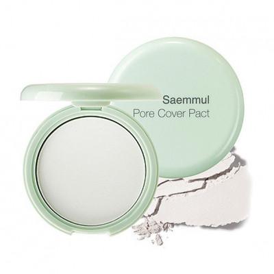 Пудра компактная THE SAEM Saemmul Perfect Pore Pact 12гр: фото