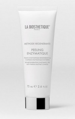 Гель-эмульсия эксфолиант La Biosthetique Methode Regenerante Peeling Enzymatique 75мл: фото