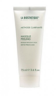 Маска крем-эксфолиант глубоко очищающая La Biosthetique Masque Peeling 75 мл: фото