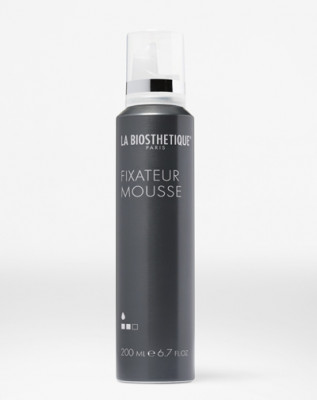 Мусс для придания объема La Biosthetique Fixateur Mousse 200мл: фото