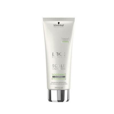 Шампунь для сухой и чувствительной кожи Schwarzkopf Professional BC Bonacure Scalp Genesis 200мл: фото