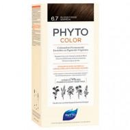 Краска для волос PHYTOSOLBA PHYTO COLOR 6.7 Темный шоколадный блонд: фото