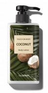 Лосьон для тела THE SAEM Touch On Body Coconut Body Lotion 300мл: фото