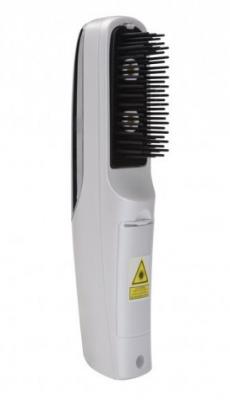 Прибор для массажа кожи головы Gezatone Laser Hair HS586: фото