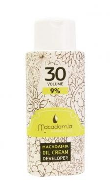 Окислитель для краски для волос Macadamia Oil Cream Developer 9% 30 Vol. 150мл: фото