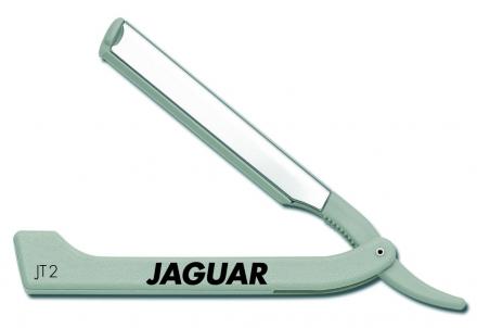 Бритва безопасная с лезвиями Jaguar JT2 39,4мм + 10шт: фото