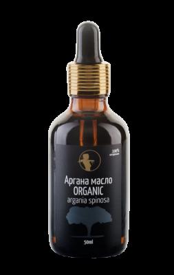 Масло арганы Мастерская Олеси Мустаевой Organic argania spinosa 50мл: фото